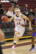 Gottschalk Nets Game-High 24 Points As SCU Falls 95-82 To UC Santa Barbara
