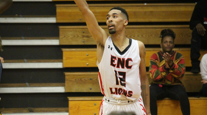 Men's Basketball's Seals 62-61 Win over Wheelock on Lynch's Last-Second Block