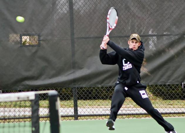 Washington and Lee Downs Guilford, 8-1, in Quakers' ODAC Men's Tennis Opener