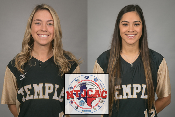 NTJCAC Softball Players of the Week (April 30)