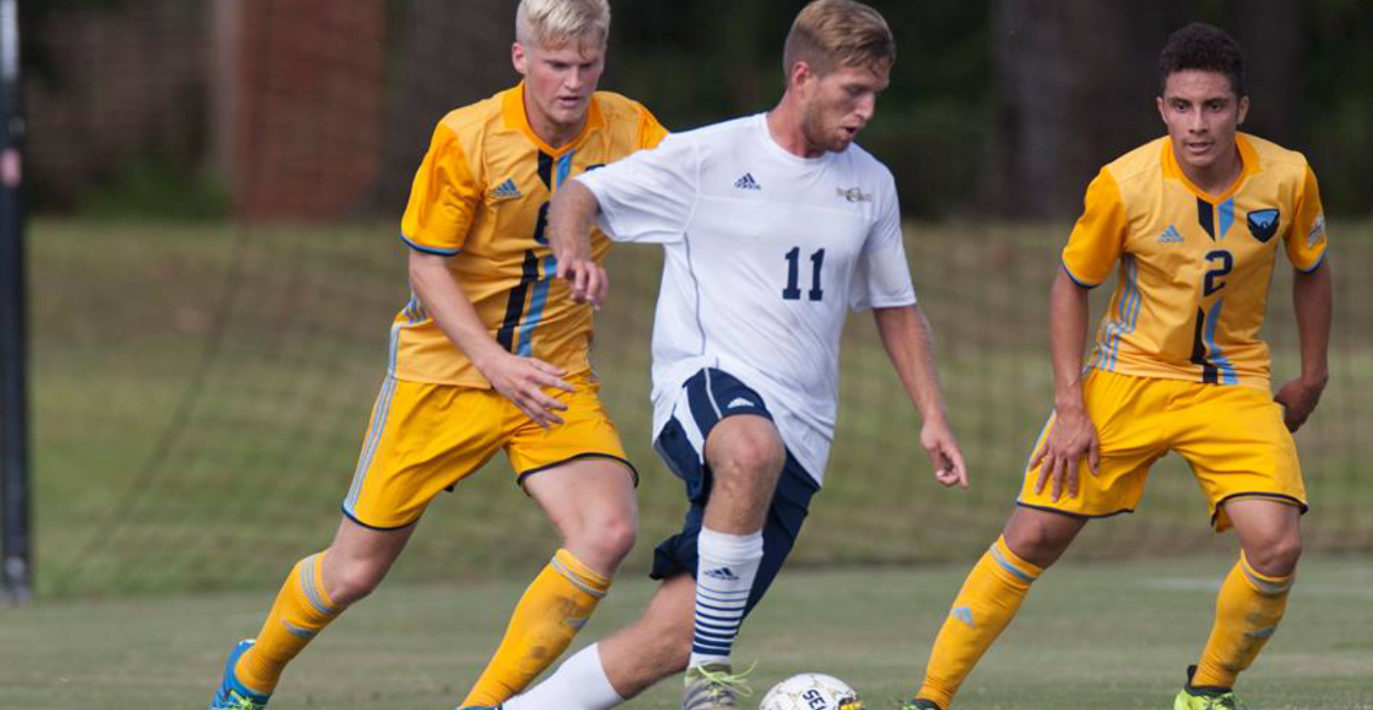 Polly First GSW Men's Soccer Two-Time All-Conference Selection