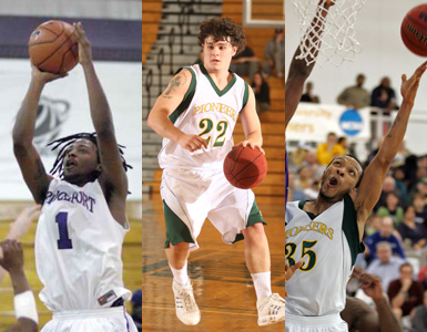 Schmidt, Stennis and Carter Named to NABC All-District Team