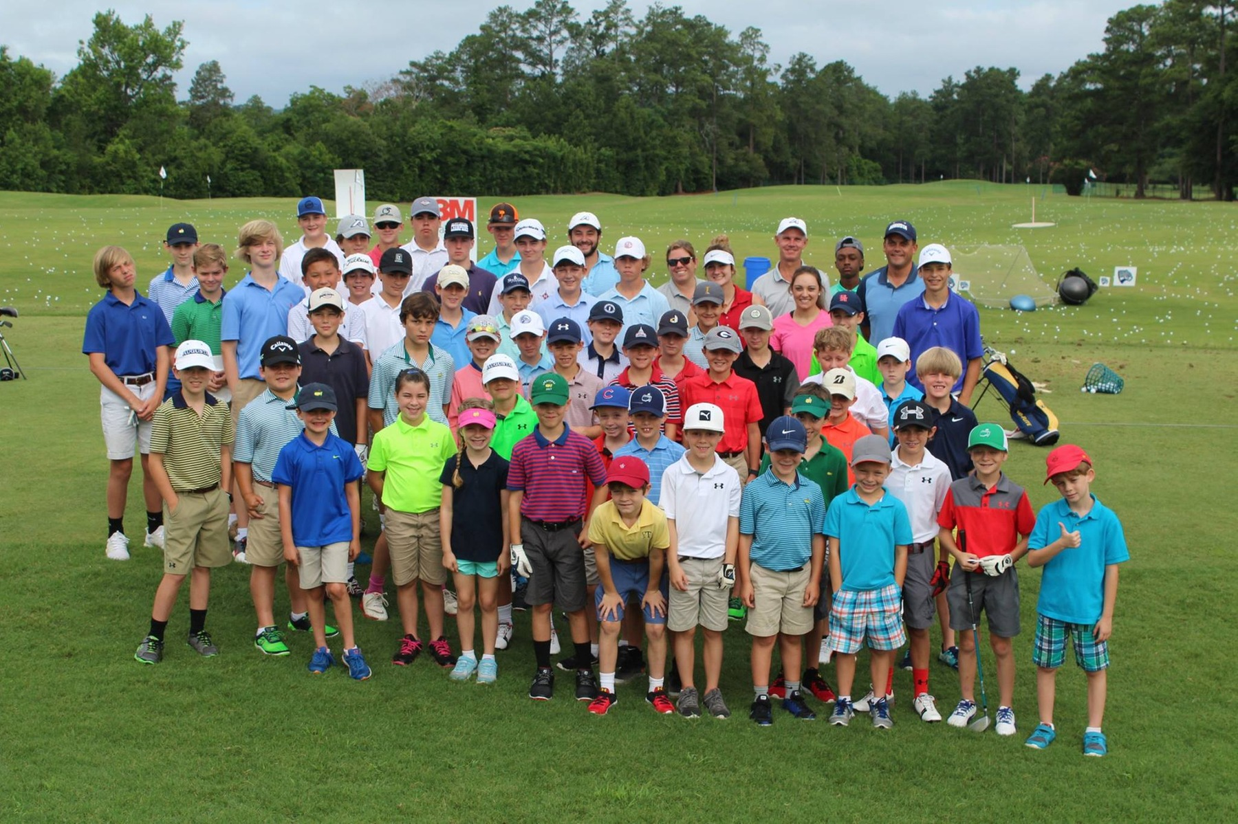 Augusta Golf Camp Set For June 3-6