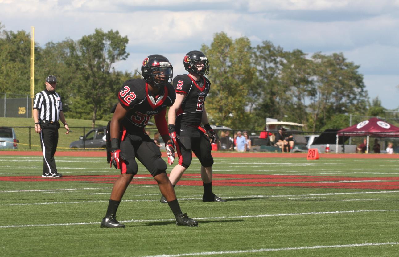 Aaron Hall Jw Photo Football