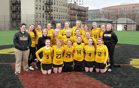 Women's Lacrosse Season Comes to a Close