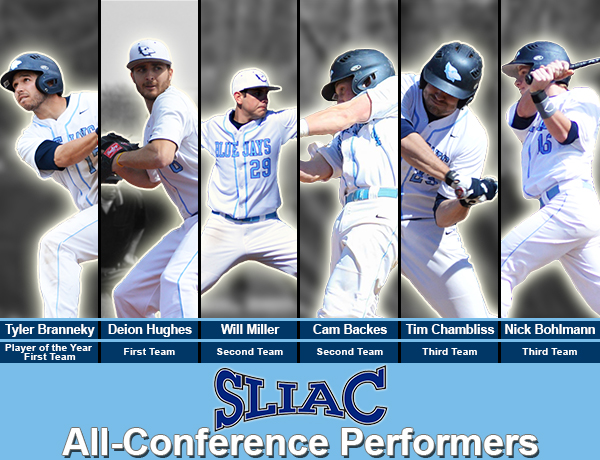Branneky Named SLIAC Player of the Year, Six Earn All-Conference Honors