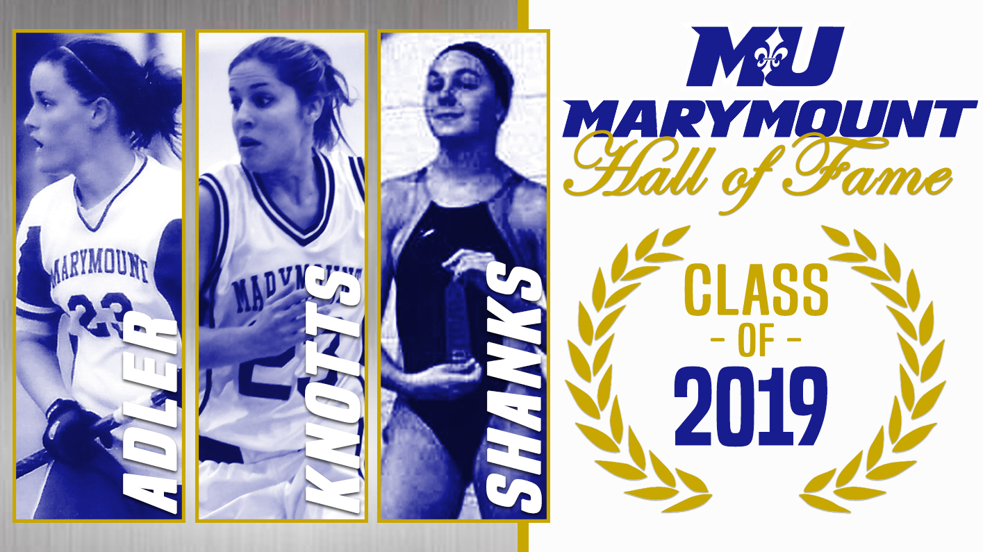 Marymount Athletics Announces 14th Hall of Fame Class