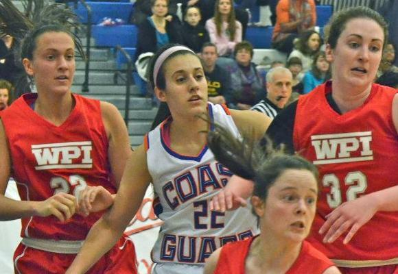 Bears Lose Thriller In NEWMAC Quarterfinals