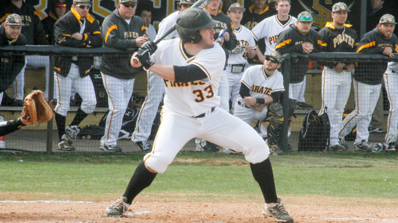 Baseball suffers two losses at Firehouse Classic on Saturday