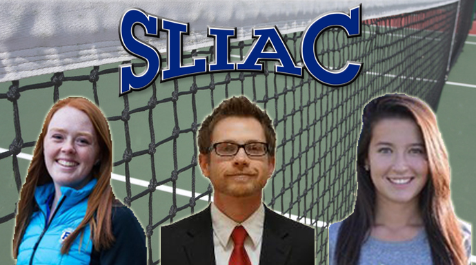 History Highlights SLIAC Women's Tennis All-Conference Awards