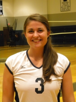 UMW Volleyball Splits Pair at Lynchburg