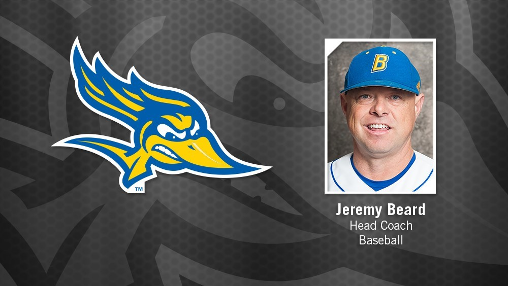 CSUB Names Beard Head Baseball Coach