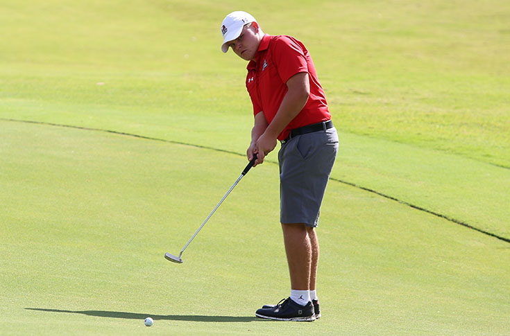 Golf: Panthers surge to fourth place finish at Chick-fil-A Invitational