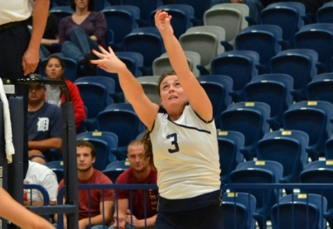 UMW's Shiflett, Wickersham Named to All-CAC Volleyball Teams