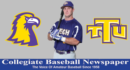 Miles earns Collegiate Baseball newspaper National Player of the Week honors