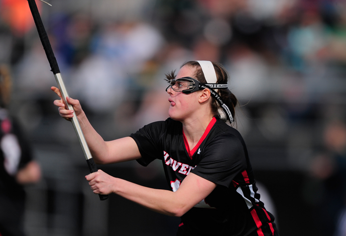 Women's Lacrosse Wins Home Opener over Scranton, 16-14