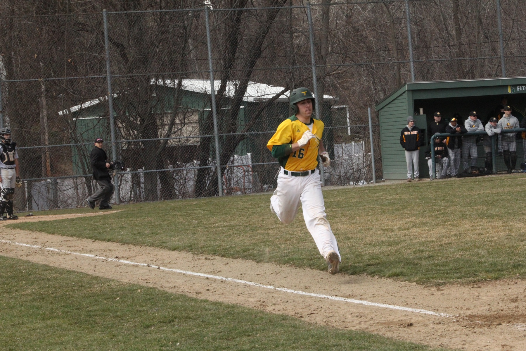 Nathan Littman Tabbed Captain For The Fitchburg State Baseball Team
