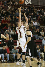 Santa Clara Finishes Road Swing With Game Against LMU Monday Night