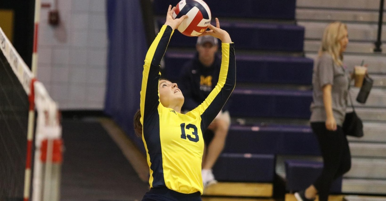 Saints top Wolverines in WHAC match