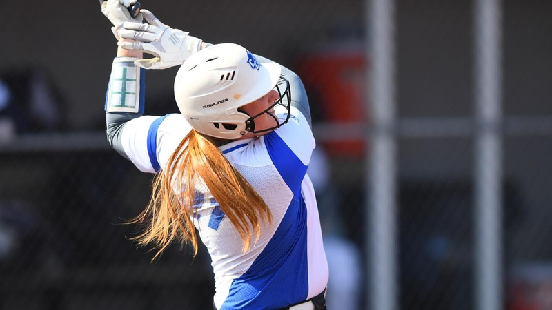 Softball Splits a Pair of Games with Sacred Heart