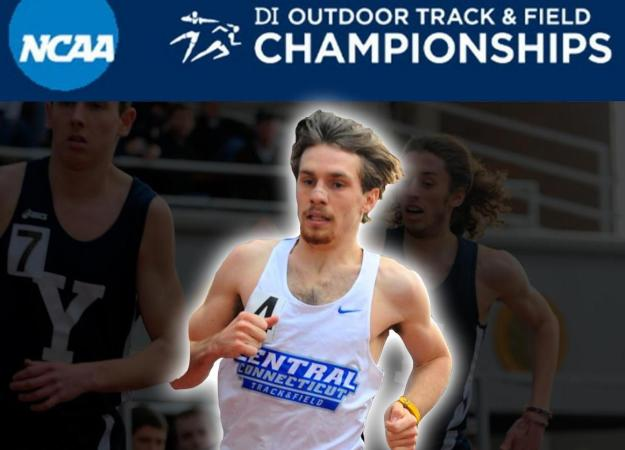 Alexander Finishes 20th at NCAA Prelim