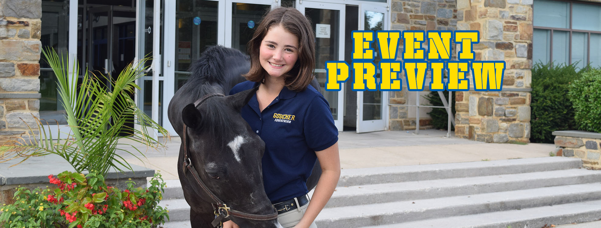Goucher Equestrian Travels To Maryland/American IHSA Show This Weekend