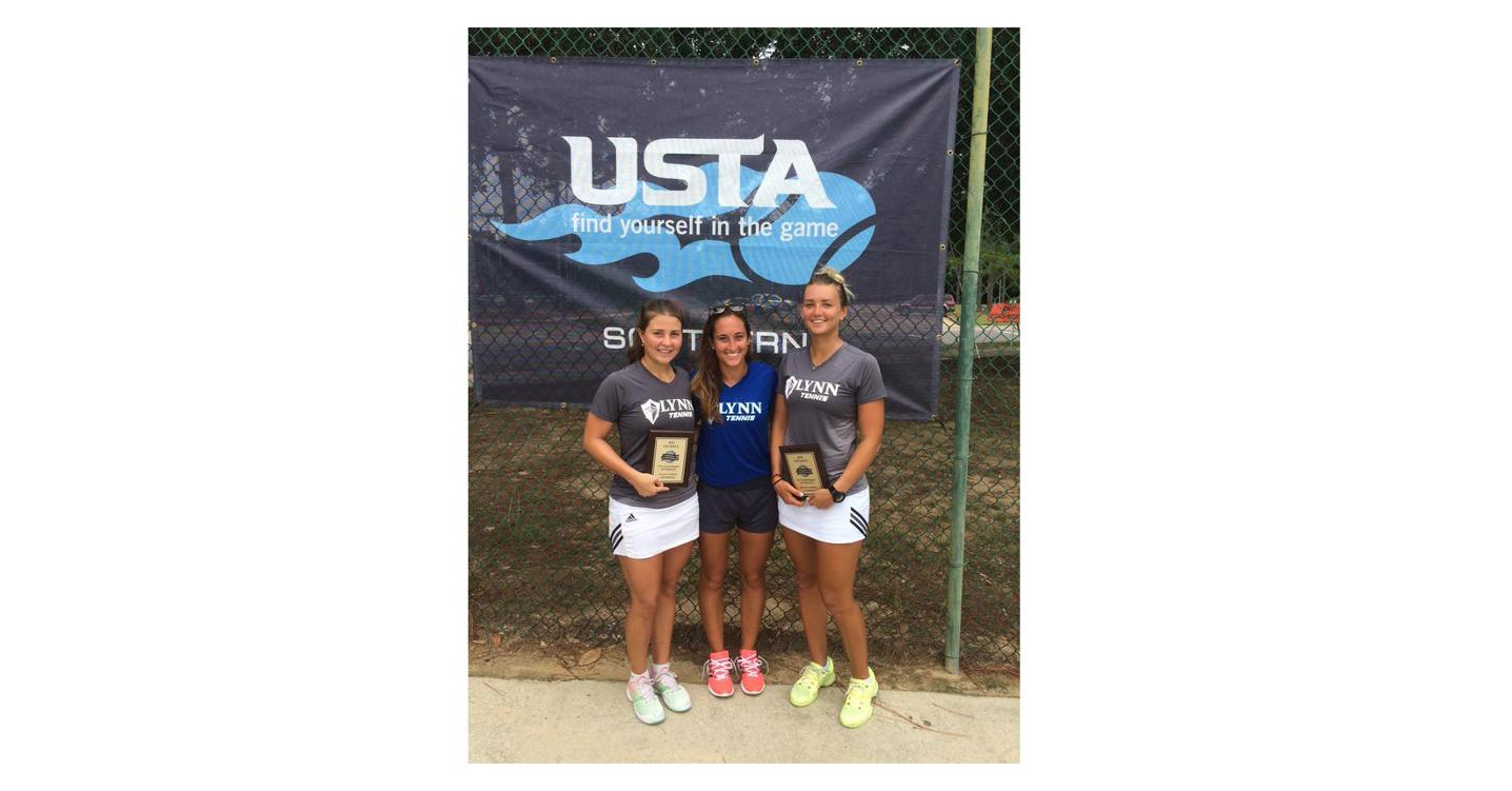 Willig and Bogolii Win USTA/ITA South Regional Doubles Title