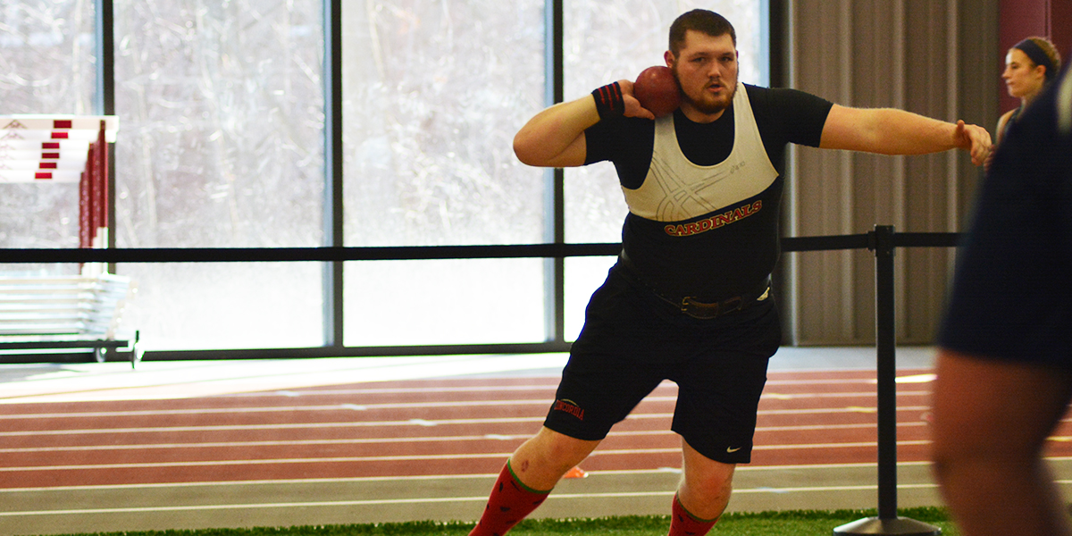 Photo for Throwers lead Track & Field at Hillsdale Winter Opener