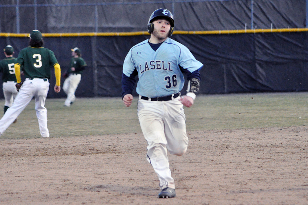 BB: Lasell falls to Fitchburg State