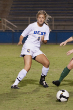 UCSB Completes Road Trip with 2-0 Shutout of Cal State Bakersfield