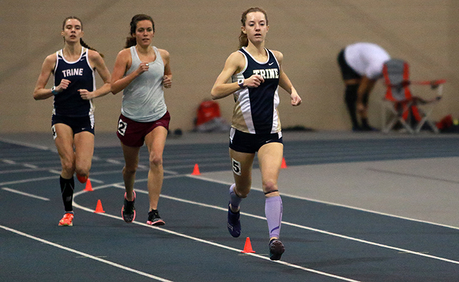 Trine Competes at Taylor Invitational