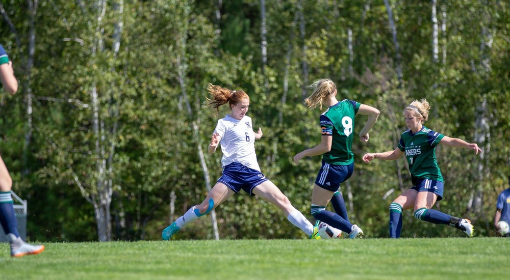 WSOC | Voyageurs Drop Tough Match to Ravens