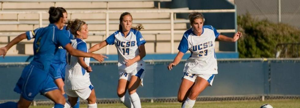 UCSB Hosts UC Riverside Sunday Evening