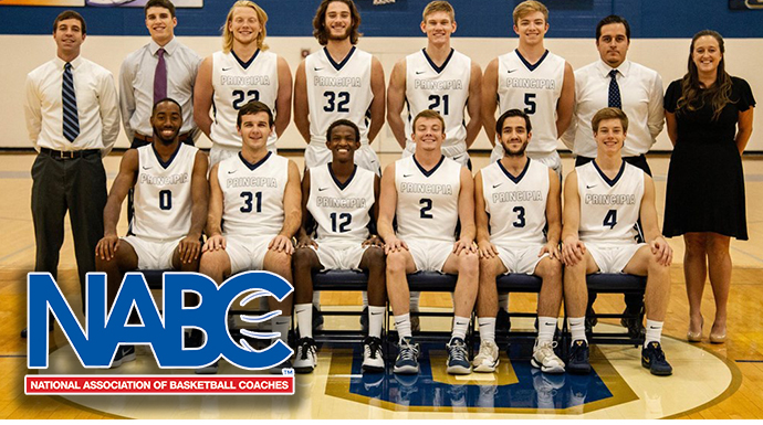 Principia Receives NABC Team Academic Excellence Award
