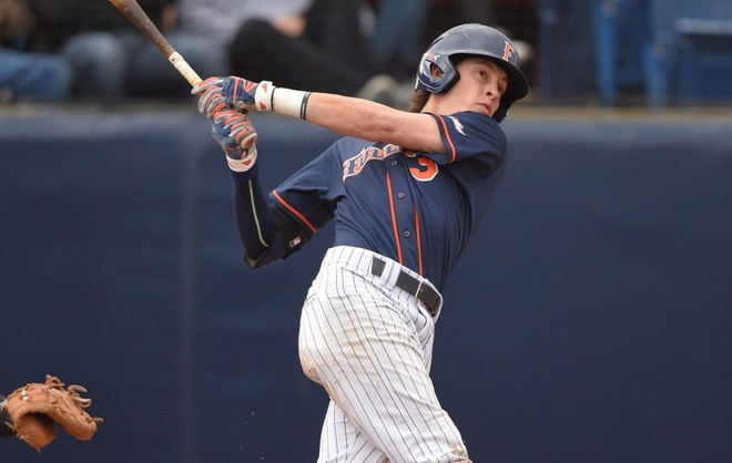 Fullerton Puts Up 15 Hits Again, Throttles San Diego at Goodwin