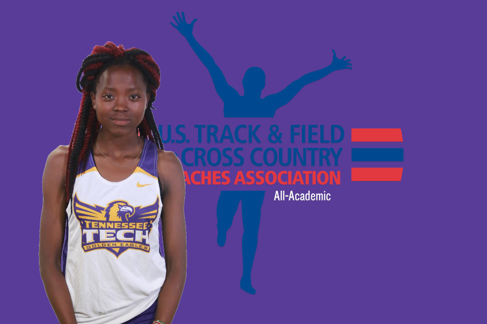 Sanga adds USTFCCCA All-Academic honor to outstanding debut cross country season