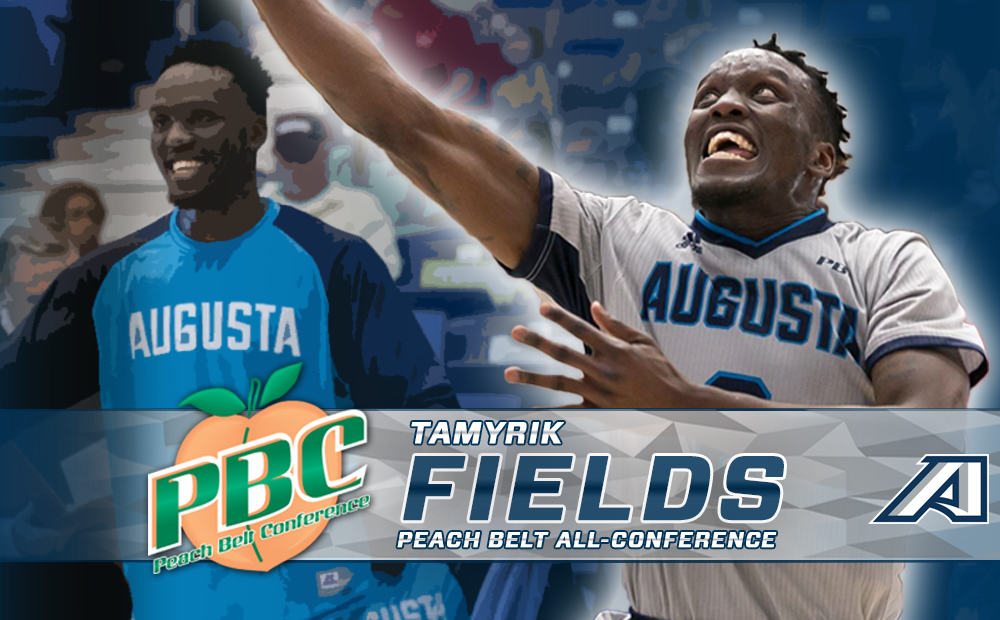 Fields Named First Team All-PBC