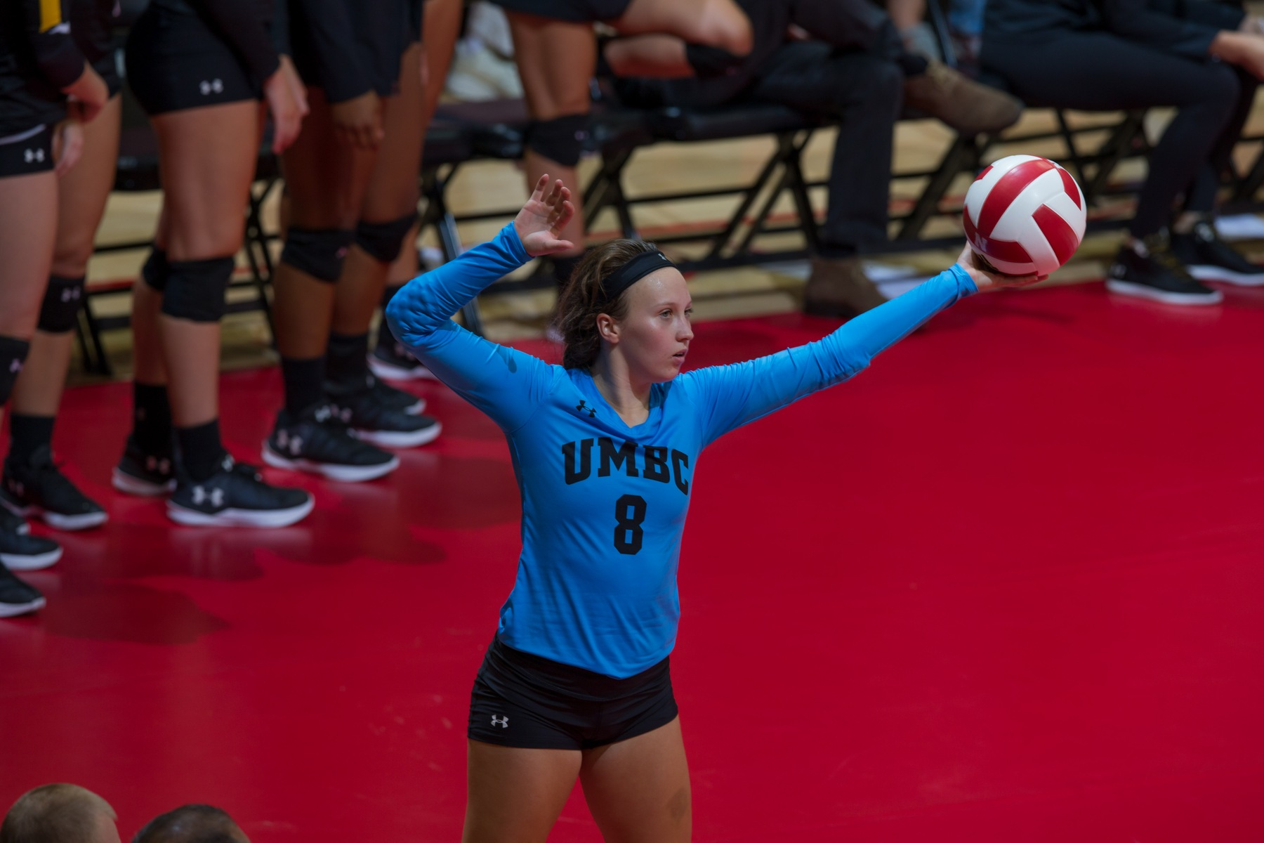 Volleyball Hosts Hartford, Albany in Conference Matches this Weekend
