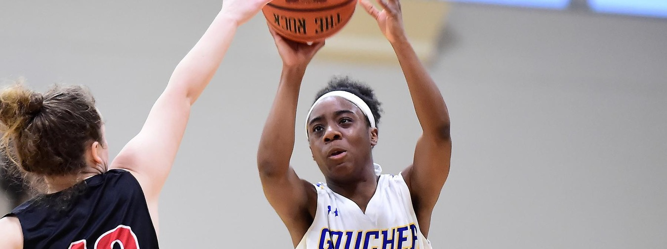 Goucher Women's Basketball Falls At Juniata, 67-53