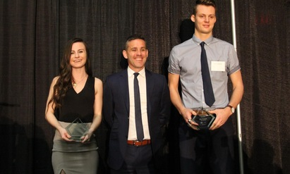 Student-athletes receive awards at 14th Annual Kings and Queens Scholarship Breakfast