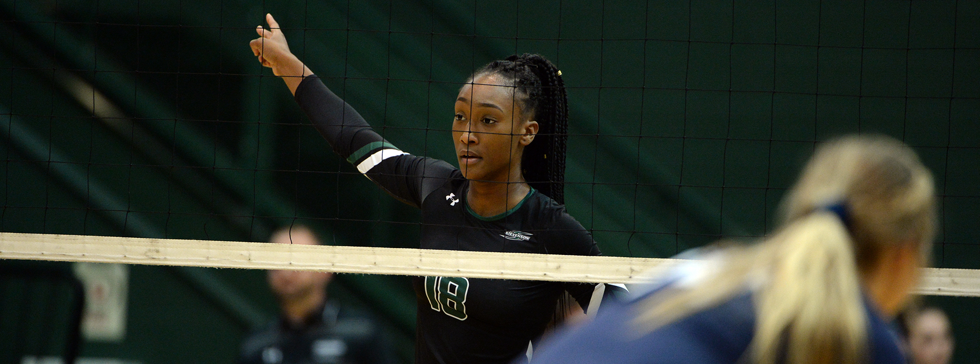 Mustangs Avenge Lone Home Loss of 2016, Sweep Marymount