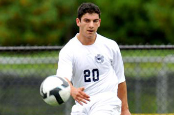 Men's soccer shuts out Lasell, 2-0