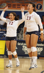 Titans Take Tigers by the Tail, Sweep 3-0