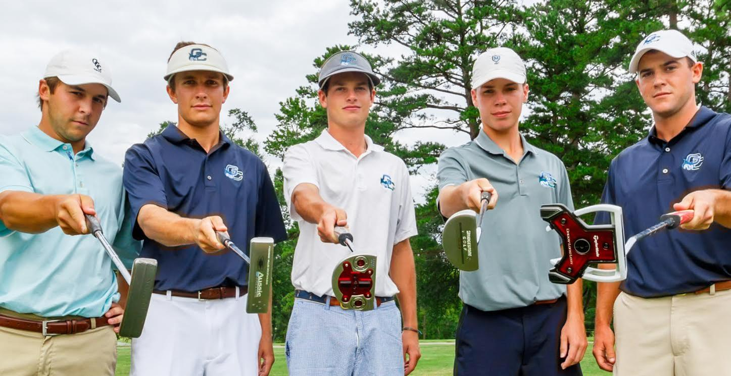 GC Golf 15th after First Round at McDonough Cup