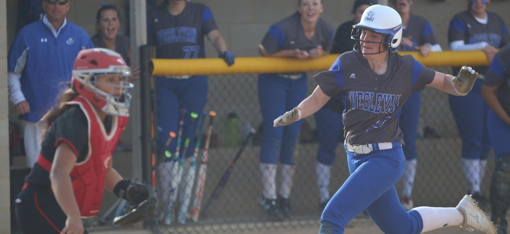 DWU softball battles at Tucson Invitational