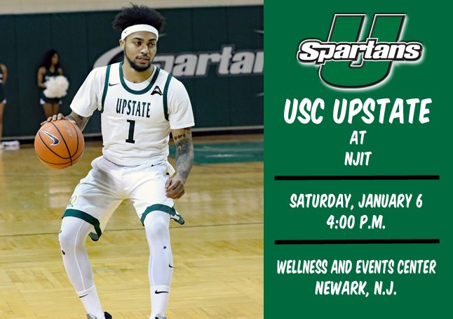 Upstate Travels to NJIT on Saturday to Begin Conference Play