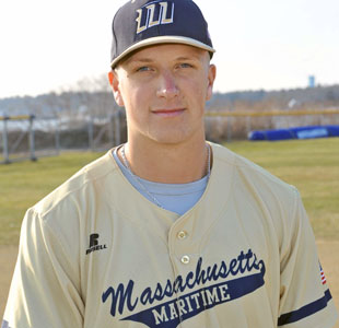 Alex Rozak, Massachusetts Maritime Baseball