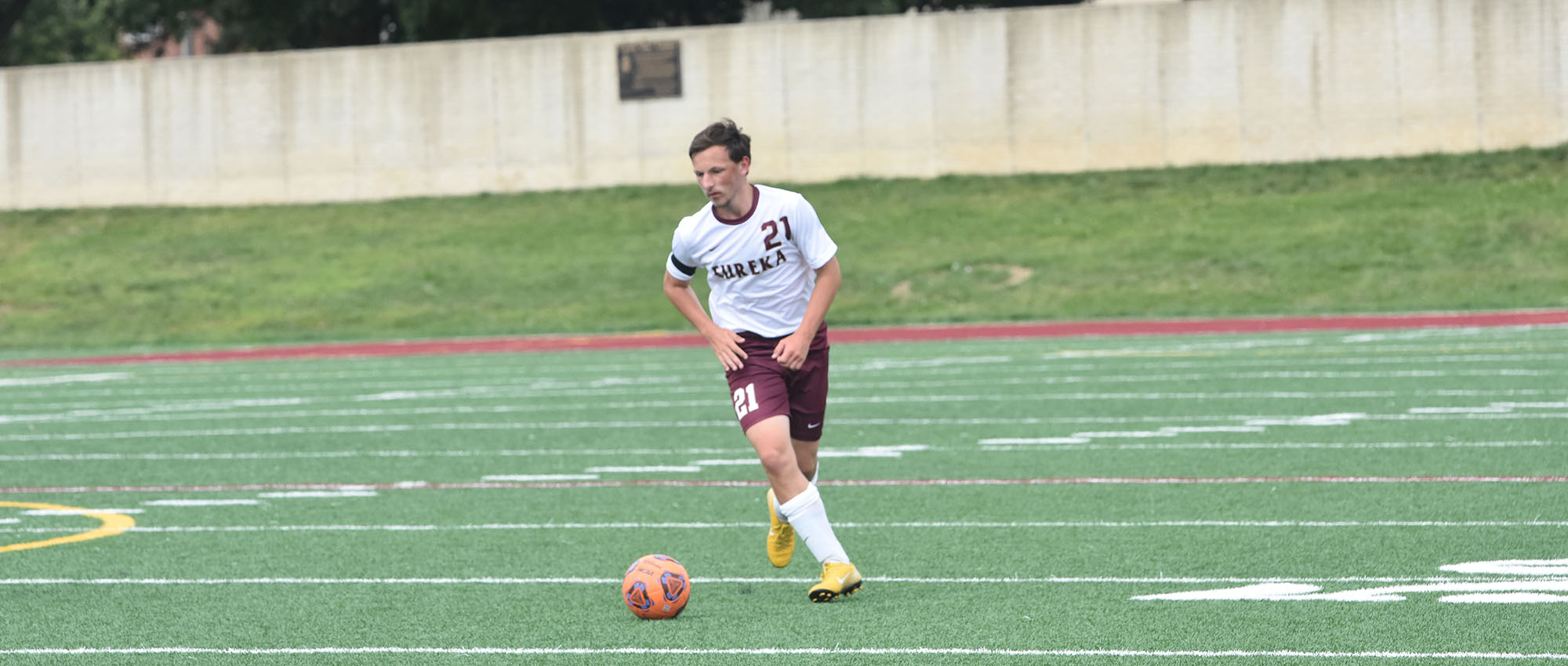 EC Men's Soccer Draws with Lincoln Christian, 2-2