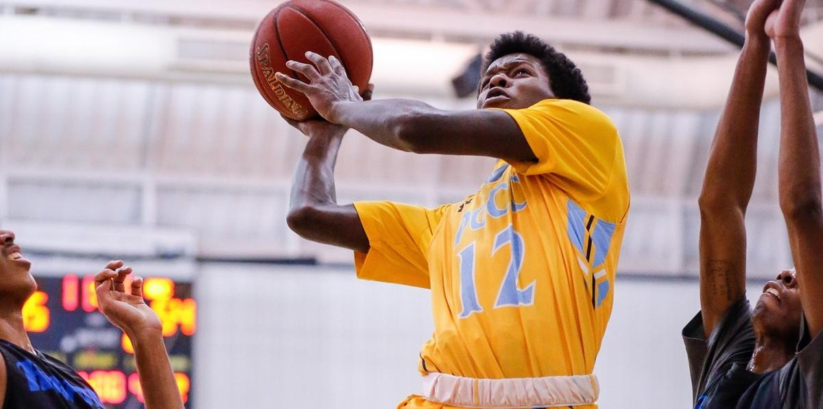 Prince George's Men's Basketball Falls To Harford In Maryland JUCO Tournament Quarterfinals