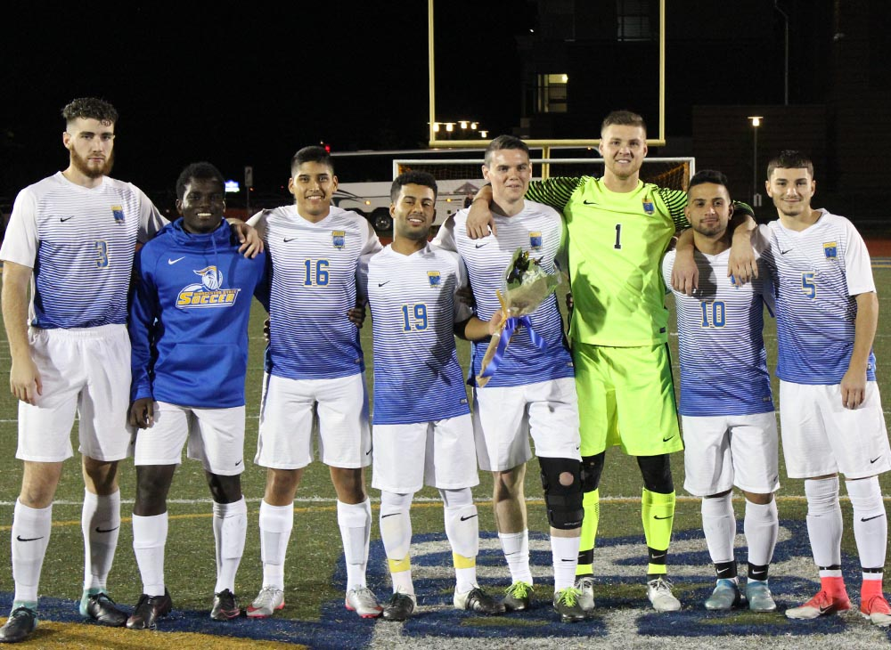 Worcester State Shuts Out UMass Dartmouth on Senior Night 2-0; Boateng Notches a Goal and Assist in the Win